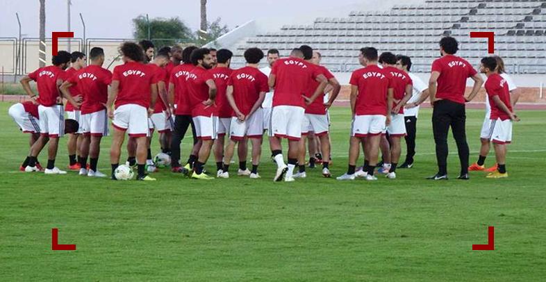 مباراة مصر و النيجر