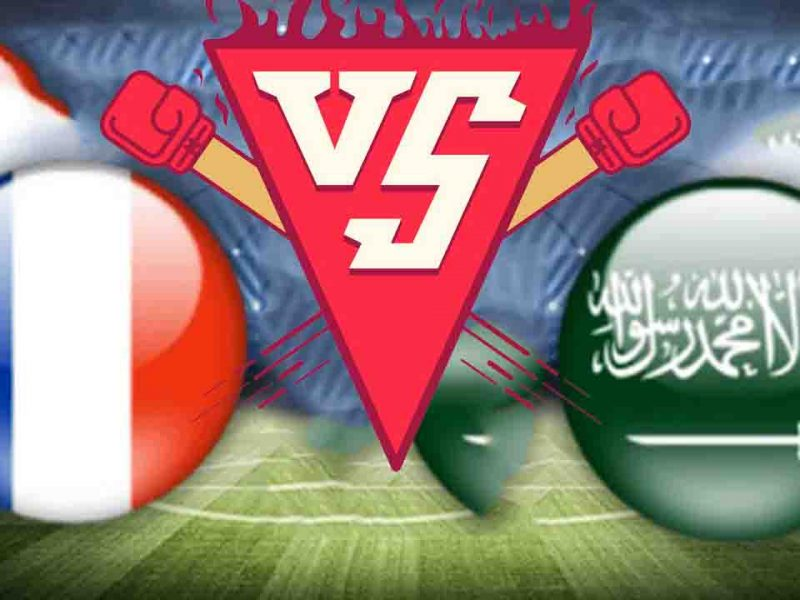 saudia vs france u20