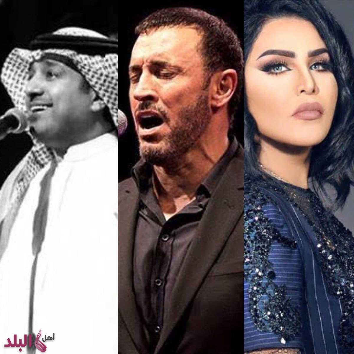 قائمة أغنى الفنانين العرب