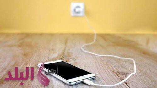 ثلاث أسباب تسبب بطء شحن هاتفك المحمول