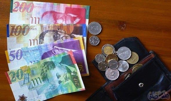أسعار صرف العملات مقابل الشيكل الإسرائيلي اليوم الأحد 29 مارس 2020
