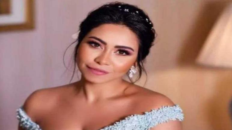 شيرين عبد الوهات تثير التساؤلات بسبب وزنها الزائد فى أحدث إطلالة لها