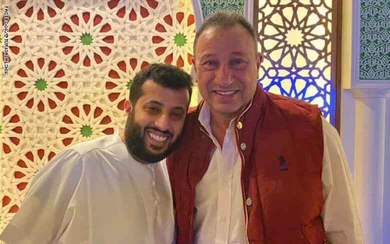 رسميًا.. الأهلي يرفع اسم تركي آل الشيخ من القائمة الفخرية لرؤساء شرف النادي