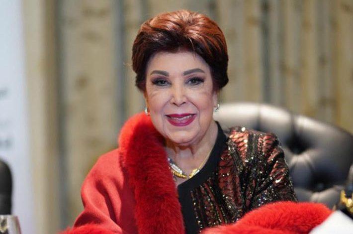 تحسن صحة الفنانة القديرة رجاء الجداوي بعد شائعات عن وفاتها