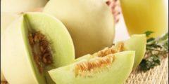 فاكهة صيفية: فوائد الشمام الصحية للجسم رائعة