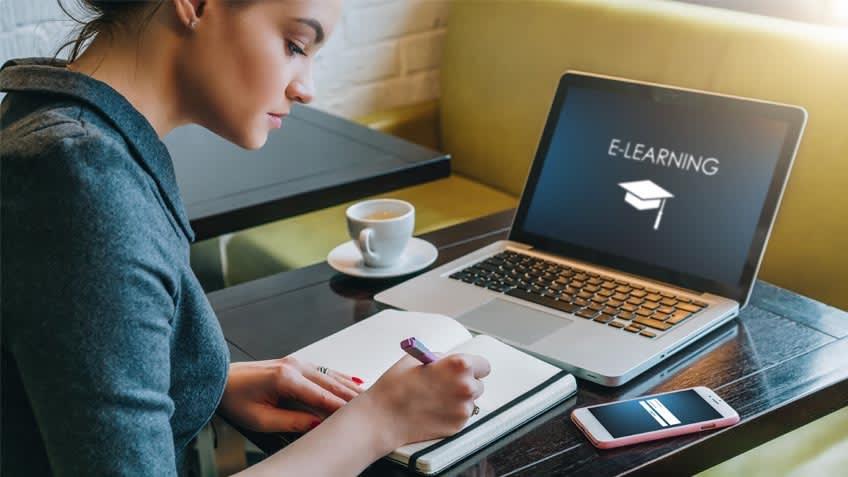 التحول الى التعليم الإلكتروني (E-Learning) في الجامعات اثناء حالة الطوارئ