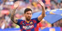 ميسي (Messi) يحطم الرقم القياسي بالأهداف .. وصل للهدف 700 في مسيرته