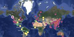 جوجل تُحدّث خرائطها لحماية المستخدمين من كورونا