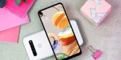مواصفات هاتف LG Q61 الجديد