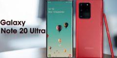 بسبب ألعاب Xbox هاتف سامسونج Note 20 Ultra الجديد يقلب الموازين .. تعرف المواصفات
