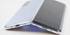 تسريب صور حية لهاتف Galaxy Z Fold2 5G المرتقب 2020