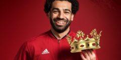 محمد صلاح (Mohamed Salah) يقتحم قائمة عظماء ليفربول ب100 هدف
