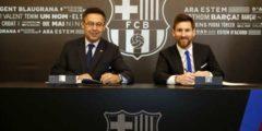 وقت بارتوميو Bartomeu ينفد قبل طعنة ميسي Messi القاتلة