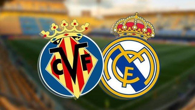 Villarreal Real Madrid 01 09 1