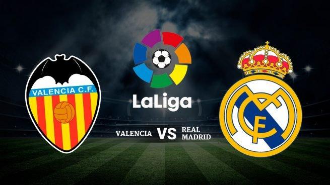 مباراة ريال مدريد و فالنسيا كييف اليوم الأحد 8-11-2020 في الدوري الاسباني