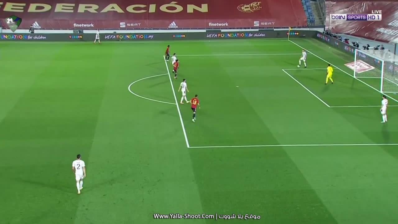 مباراة اسبانيا و المانيا اليوم الثلاثاء 17-11-2020 في دوري الامم الاوروبية