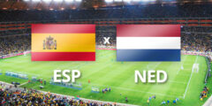 موعد مباراة إسبانيا وهولندا الودية والقنوات الناقلة