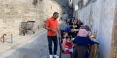 معجنات ابو زهير بين عبق الماضي ورائحة الحاضر